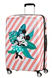 American Tourister - Funlight Disney - Spinner Maleta 77 cm, 99 L, (Minnie Miami Holiday)
