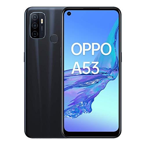 Oppo A53 – Pantalla de 6.5' (Neo-Display de 90Hz, 4GB/64 GB,...