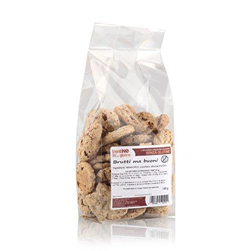 Biscotti brutti ma buoni senza glutine e lattosio | TrentiNOGlutine