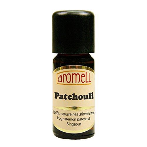 Patchouli/Patschuli - 100% naturreines, ätherisches Öl aus Singapur, 10 ml