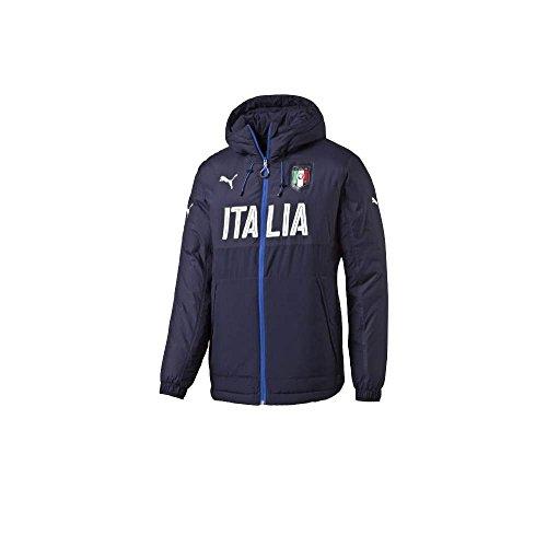PUMA FIGC Italia Bench Jacket