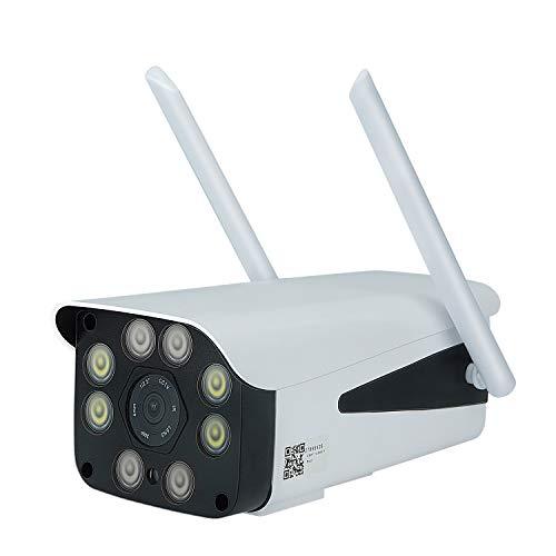 Tmand 3G 4G SIM Card Telecamera di Sicurezza CCTV 1080P HD WiFi Telecamera IP IP66 Esterna P2P Impermeabile a Infrarossi Visione Notturna Sorveglianza Spina UE