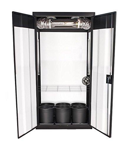 SuperCloset SuperFlower 3.0 HPS Soil Grow Cabinet