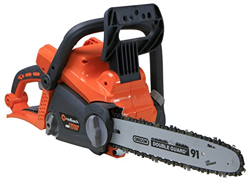 "Redback 106069 40V Brushless Cordless Li-ion Chain Saw 12"" - Battery and Charger Not Included"