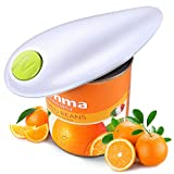 Electric Can Opener, Electric Automatic Can/Tin Opener, Chef's Best Choice, Powerful, Safe & Easy, Hand Free Can Opener