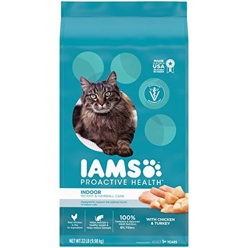 IAMS PROACTIVE HEALTH Adult Indoor Weight Control...