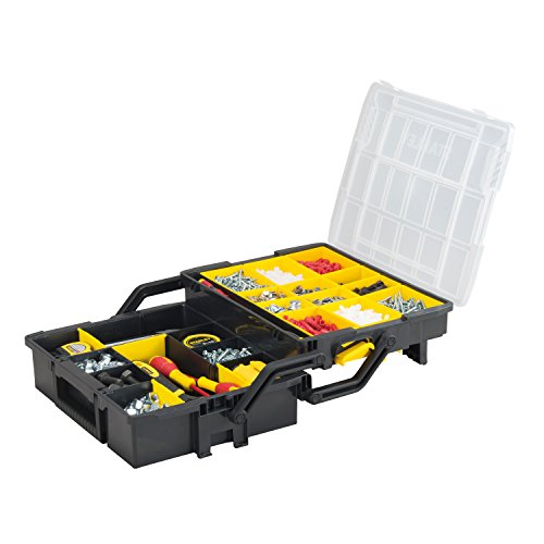 STANLEY Organizer Box With Dividers, MultiLevel (STST14028)