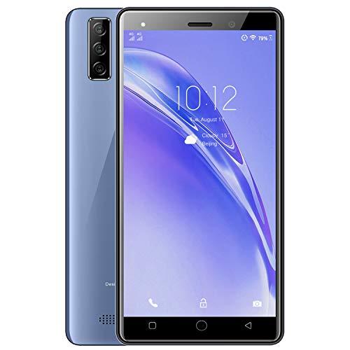 Cellulari e Smartphone 8+5MP 3 Fotocamera16GB ROM/1GB RAM Telefono Cellulare 4G Wifi Androide 9.0 Schermo 5,0'' Dual SIM Smartphone 3400mAh Offerta Del Giorno Smartphone
