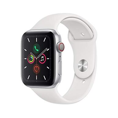 Apple-Watch-Series-5-GPS-Cellular-44mm-Silver-Aluminum-Case-with-White-Sport-Band