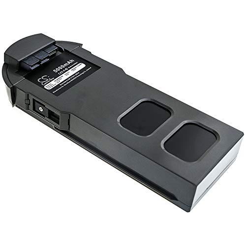 TECHTEK batteria sostituisce 601-12646-000, per AQBTY-001 compatibile con [GoPro] Karma