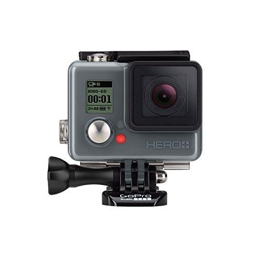 GoPro HERO+ Videocamera 8 MP, 1080p/60 fps, 720p/60 fps [Italia]