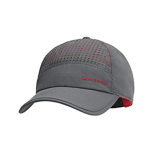 Mission Max Cooling Laser Cut Performance Hat