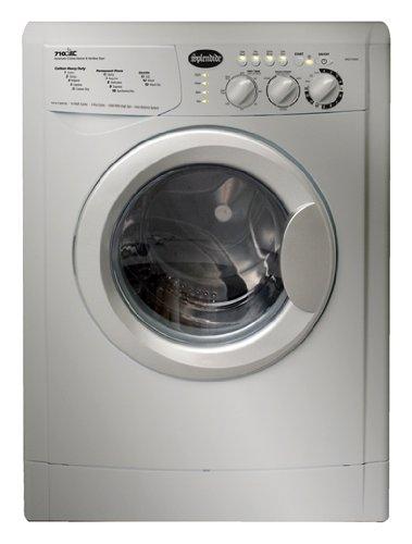 Splendide WDC7100XC Washer-Dryer Combo - Ventless, Platinum