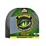 Pattex Power Tape Extrême, Ruban Adhésif 2 Fois Plus Épais et Résistant,...