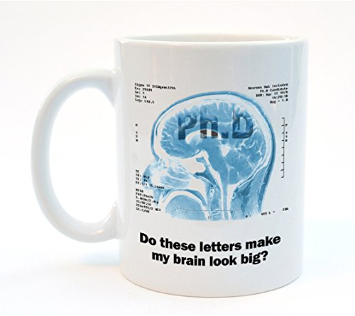 Neurons Not Included Ph.D Mug - Graduation Gift - Funny...