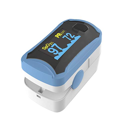 Concord Fingertip Pulse Oximeter Upgraded OLED Screen