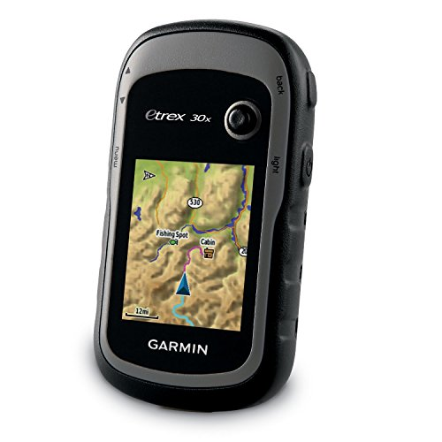 Garmin Etrex 30x Handheld GPS (Multi-Colored)