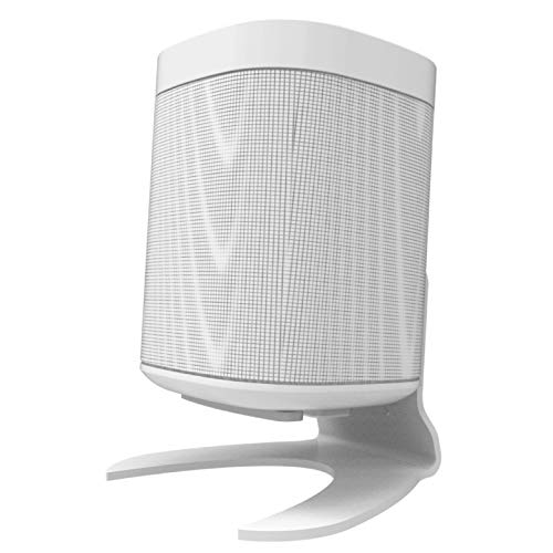 ONE, ONE SL & Play:1 Desk Stand, White, Compatible with Sonos ONE & PLAY1 Speaker