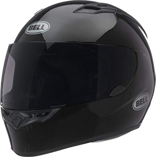 BELL ヘルメット Qualifier -2021年 現行モデル ソリッドカラー グロス黒/M(57~58cm) [並行輸入品]