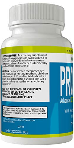 Proven Max Weight Loss Pills (3 Bottle Pack) Advanced Diet Supplements Loss Keto Burn Capsules Extra Strength Metabolism Supplement 2