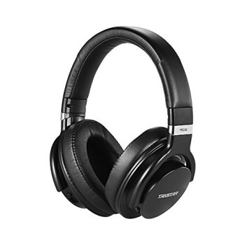 ammoon TAKSTAR PRO 82 Professional Studio Dynamic Monitor Headphone Headset Over-ear for Recording Monitoring Music Appreciation Game Playing with Aluminum Alloy Case???Black???