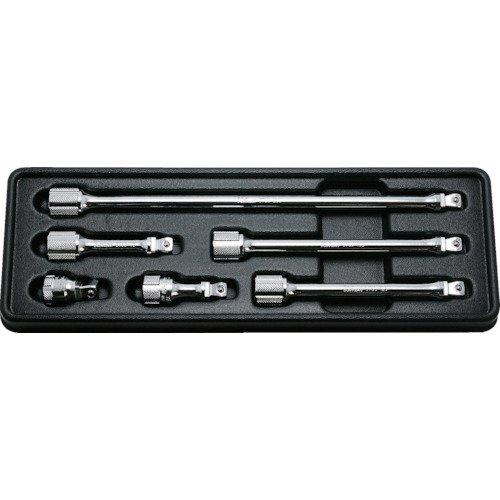 コーケン 3/8(9.5mm)SQ. オフセットエクステンションバーセット 6ヶ組 PK3763/6