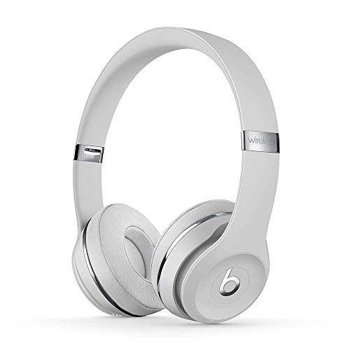 Beats by Dr. Dre By Dr. Dre Solo3 Wireless Headphones - Satin Silver