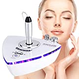 2 in 1 Facial Machine, Beauty Star Home Use Portable Professional Beauty Machine for Face and Eyes Skin Care