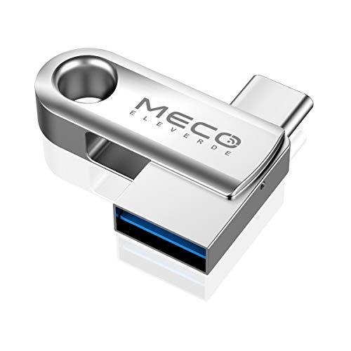 MECO ELEVERDE Chiavetta USB C 32Gb Pen Drive 3.0...
