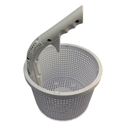 Custom Molded Products CMP Vented Handle FlowSkim Skimmer Basket 27182-300