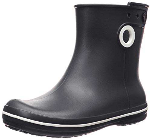Crocs Jaunt Shorty Boot, Botas de Agua para Mujer, Negro (Black),...