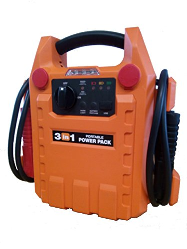 Hilta 12V 1800Amp Portable Jump Starter Batterie de Voiture Start Power Booster Rescue Lot