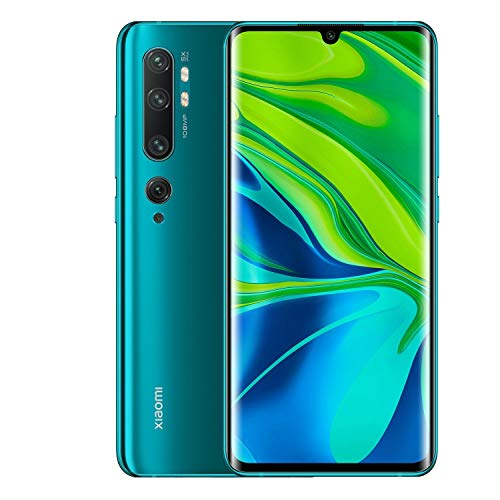 Xiaomi Mi Note 10 Pro 8GB RAM 256GB Doble SIM Cámara 108MP -...