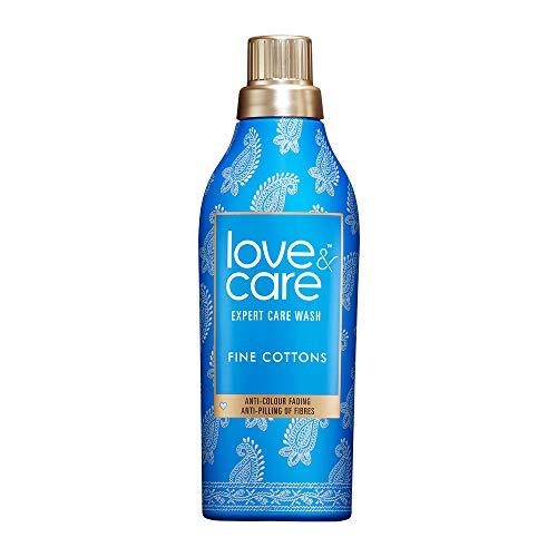 Love & Care Fine Cottons Expert Care Wash Liquid Detergent, 500 ml