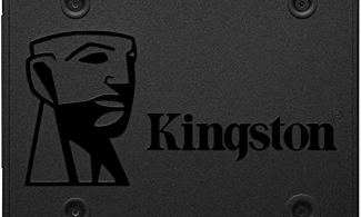 Kingston 120GB A400 SATA 3 2.5' Internal SSD SA400S37/120G - HDD Replacement for Increase Performance