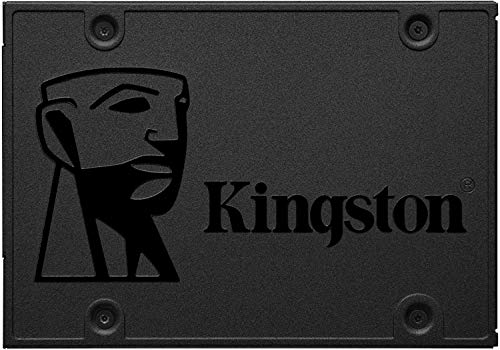 Kingston A400 SSD SA400S37/120G Unit a Stato Solido Interne 2.5' SATA, 120 GB
