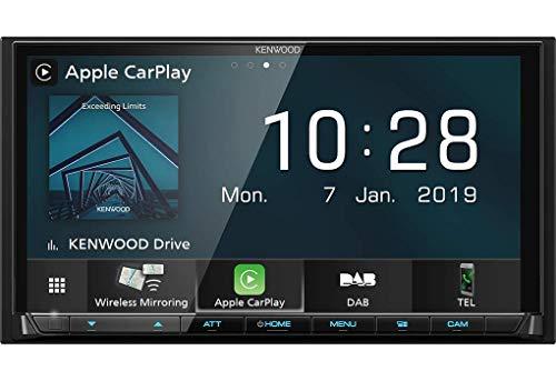 Kenwood DMX8019DABS 17,7 cm WVGA Digital Media Moniceiver