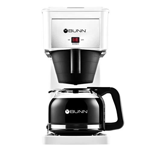 Bunn GRX-W Coffee Makers Macchina da caffè con filtro Bianco 10 tazze