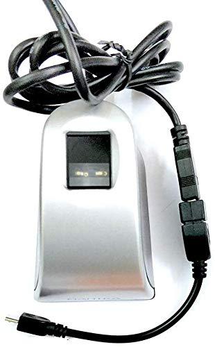 BioMANTRA MFS100 Biometric Fingerprint Scanner with RD Service