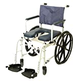 INV6895 - Invacare Corporation Mariner Rehab Shower Chair, 39 x 26-1/2 x 32