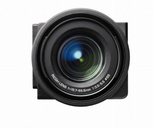 RICOH GXR用カメラユニット RICOH LENS A16 24-85mm F3.5-5.5 APS-CサイズCMOSセンサー ローパスレスフィルタ 170630