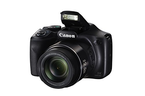 Canon PowerShot SX540 Digital Camera w/ 50x Optical Zoom - Wi-Fi...
