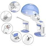 MZBZYU 2 en 1 Hair & Facial Steamer Ozone et Vapeur Facial Steamer Sprayer...