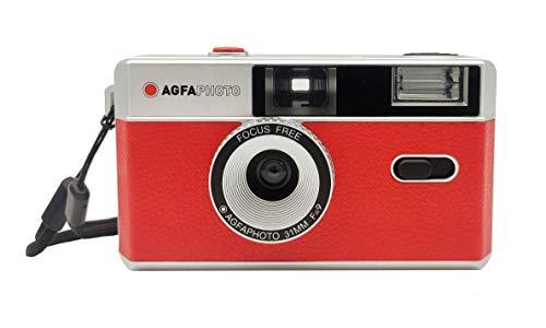 AgfaPhoto 35mm telecamera analogica rosso