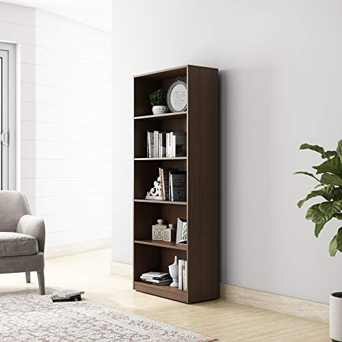 Amazon Brand - Solimo Pavo Engineered Wood Bookcase