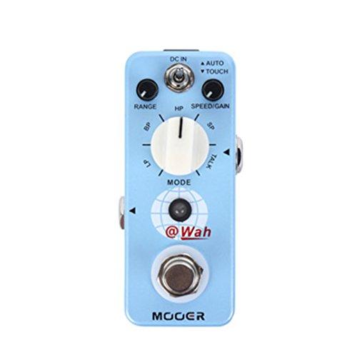 Mooer @ Wah Digital Auto Wah Guitar Effects Pedal
