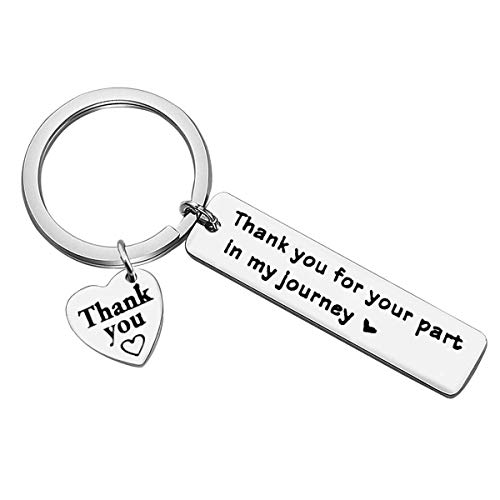 Mentor Gifts Keychain School CounselorGifts Thank You for...