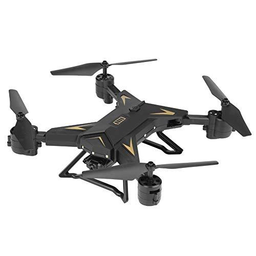 Qinlorgon Drone RC, KY601S Drone quadricottero Pieghevole RC WiFi quadricottero con videocamera HD(#4)