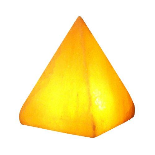 Himalayan Salt Pyramid Salt Lamp and USB