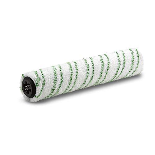 Krcher 47624530 Rullo in Microfibra Compatibile con lavasciuga Professionali BR-Ideale per Pavimenti piastrellati